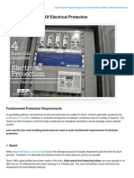 Electrical-Engineering-portal.com-4 Essential Qualities of Electrical Protection