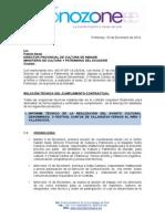 Informe Cantos de Villanueva