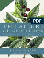 The Allure of Gentleness by Dallas Willard (an excerpt)
