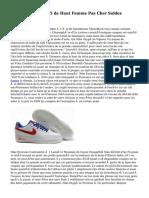 Nike Air Force 1, 25 de Haut Femme Pas Cher Soldes VE7593