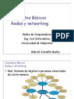 Conceptos Basicos Redes Networking