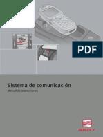 Seat Manual Instrucciones Sistema Comunicacion