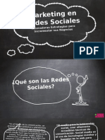 Marketing en Redes Sociales - Usil