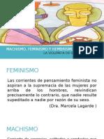 Machismo, Feminismo y Hembrismo