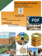 Suelos-Geología