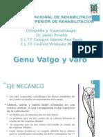 Ortopedia Varo y Valgo
