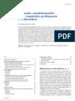 Anomalies Constitutionnelles de La Coagulation Prédisposant à La Thrombose 2007 EMC