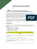 Presentacion de Informe Final Cundech