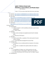 english midterm study guide - google docs