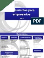 Herramientas Para Empresarios 2013