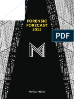 Forensic Forecast 2015