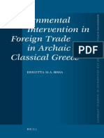 Errietta M.A. Bissa Governmental Intervention in Foreign Trade in Archaic and Classical Greece (Mnemosyne Supplements  History and Archaeology of Classical Antiquity)  20.pdf