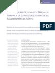 Norberto Galasso y la Revolución de Mayo