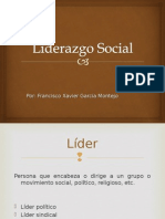 Liderazgo Social