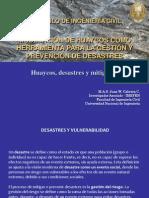 Modelacion de Huaycos Flo 2D