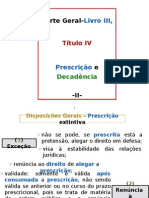 Puc 2012 Esquema de Aula Prescricao e Decadencia II