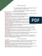 Descripciòn Programas SPA