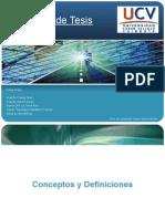 Conceptos&Definiciones
