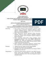 Surat Keputusan Munas x 2015