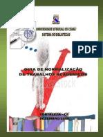 Guia de Normalização UECE 2014