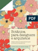 Botânica para designers e arquitetos