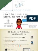 Dear Bootcamp