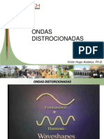 Análisis de Ondas Distorsionadas Vh