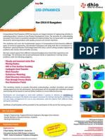 3DaysWorkshopOnComputationalFluidDynamics