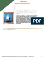 01 Unidad 1. Introducción a La Computadora y Al Desarrollo de Software