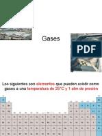 Teoría sobre Gases
