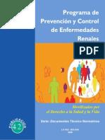 42 Prevencion y Control de Enfermedades Renales
