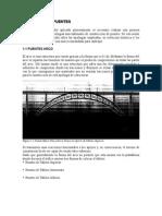 Tipología de Puentes