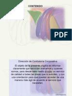 Ejemplo de diapositiva en Powerpoint