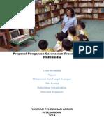 Proposal Pengajuan Sarana Dan Prasanrana Ruang Multimedia