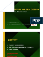 Residential Green Design