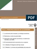 Tema 01 - Principios de Economía