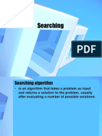 Searching (DASTAL)