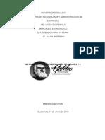 MERCADOTECNIA CD CUESTIONARIO CAPITULO 9
