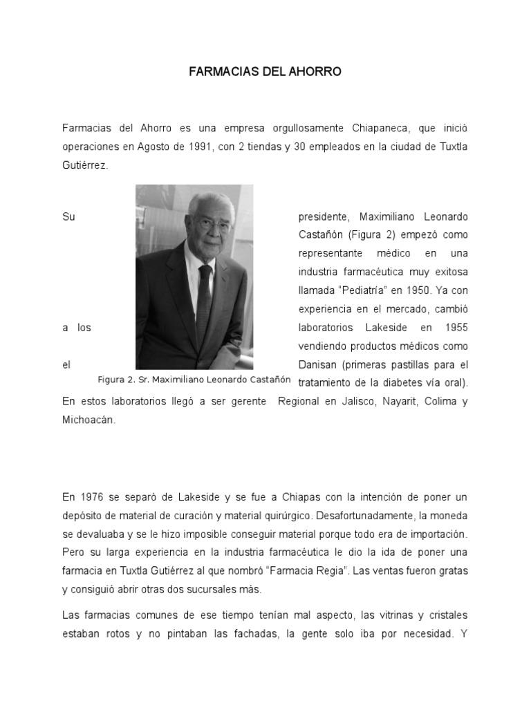 Famoso Representante Farmacia Inspiración - Anatomía de Las ...