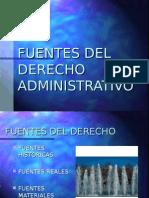 Fuentes Del Derecho Administrativo-1 a 2011