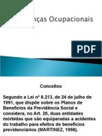 Doencas Ocupacionais