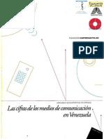 Carlos Enrique Guzmán Cárdenas Las cifras de los medios comunicacion en Venezuela 1990-2003