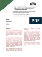 Efecto de La Actividad Enzimática de Inulinasas Usando Metales Mg y Co Como Posibles Activador o Inhibidor Utilizando Kluyveromyces Marxianus