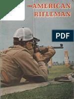 American Rifleman, August 1970 - Vz 58 Rifle Resembles Soviet AK-47