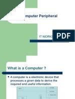 computer peripheral 18-08-2010