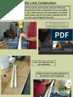 Movable Limb Construction