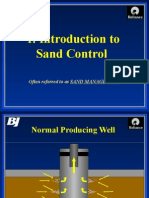 Introduction to Sand Control