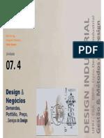 07.4_GMD_232 Design_Portfolio &Proposta de Serviço