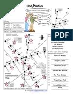 Information Gap Activity - Bus Directions