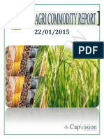 Daily Ncdex Report 22-1-2015